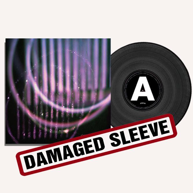 LORD228 LP Black Vinyl damaged sleeve
