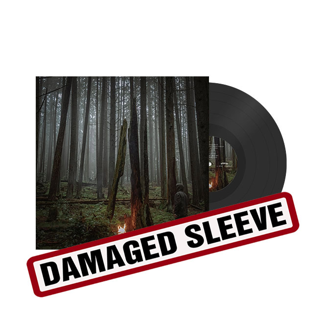 LORD253 LP Black Vinyl Damaged Sleeve
