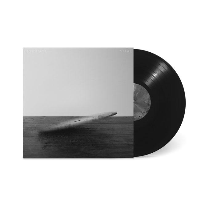 LORD287 BIG|BRAVE- Viral LP Black Vinyl