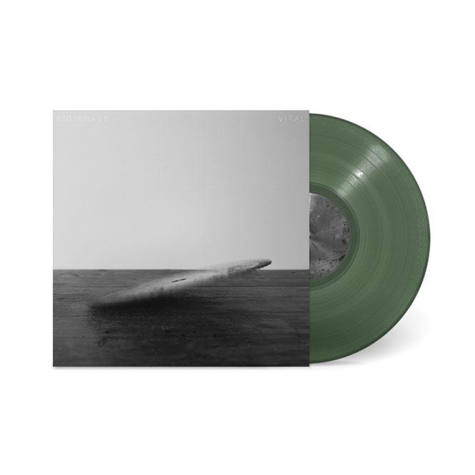 LORD287 BIG|BRAVE- Viral LP Olive Vinyl