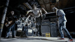NEON CHRIST DEBUT A BRAND NEW VIDEO FOR THEIR SELF-TITLED TRACK