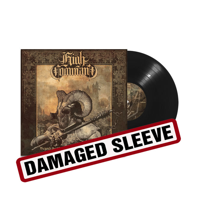 LORD274- High Command damaged sleeve