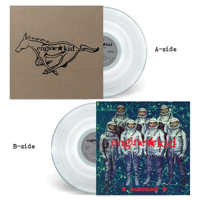"LORD288 - Engine Kid ""Everything Left Inside"" 6xLP color vinyl box set"