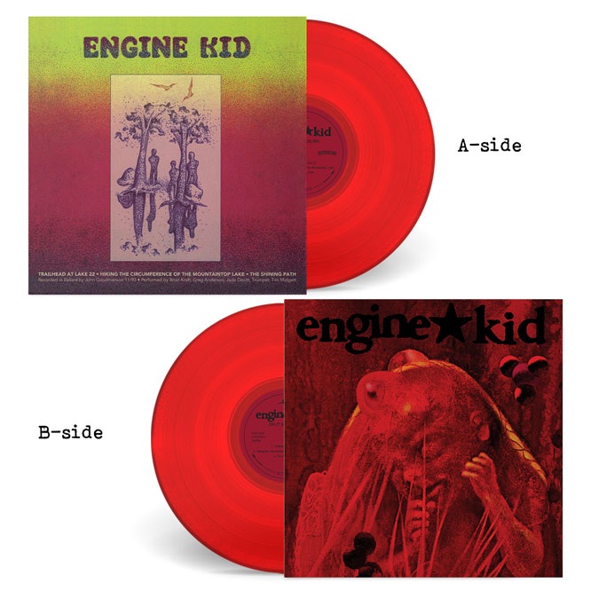 LORD290- Engine Kid